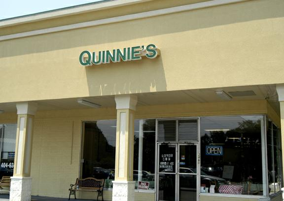Quinne's Restaurant in Oak Grove