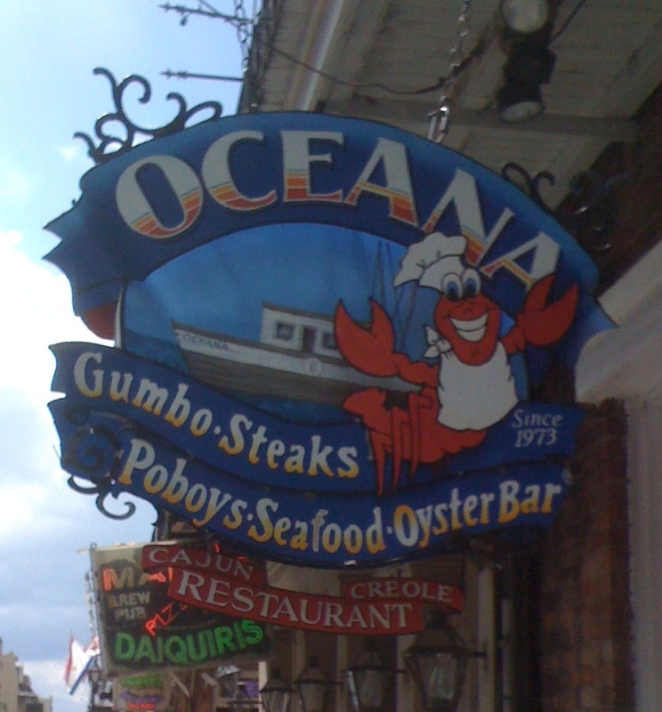 Oceana Grill French Quarter