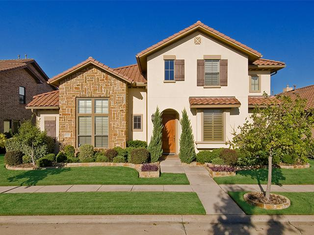 La villta irving tx market update january 2012 Spanish style modular homes
