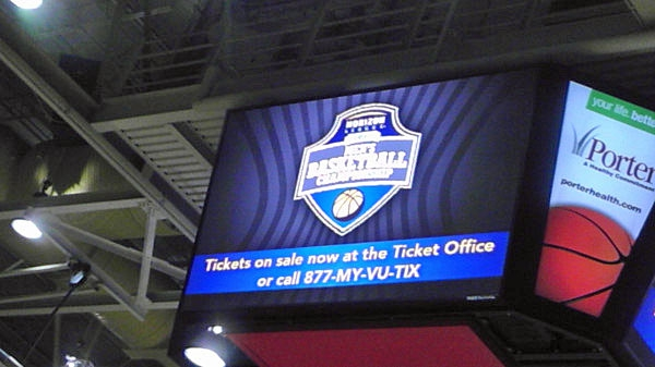 Tickets on sale for the 2012 Horizon League NCAA Basketball Championship call 877-MY-VU-TIX