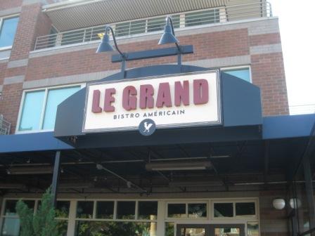 Le Grand Bistro Americain Restaurant  Kirkland WA