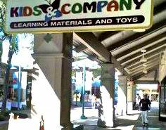 SIGN: kids and company art studio pottery painting all ages WELCOME