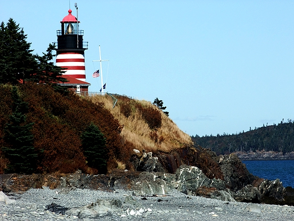 downeast lubec maine lighthouse