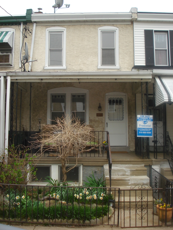 Home for sale in Manayunk