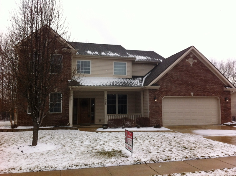 The Commons 4 bedroom home for sale Lafayette, Indiana 47909
