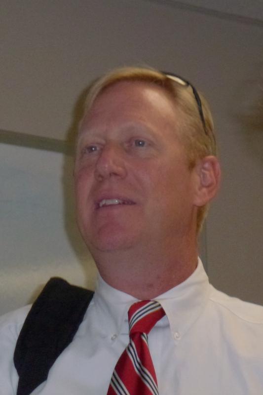 Tom Drechsler...Title Attorney