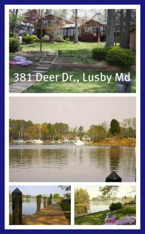 Waterfront homes for sale in southern maryland monique for Home builders in southern maryland