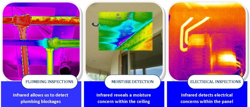 Utah Infrared Inspections Thermal Imaging Home Inspector