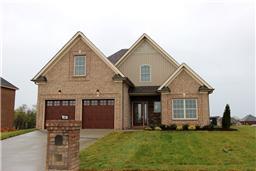 Farmington subdivision new homes in clarksville tn ju for New construction homes in clarksville tn