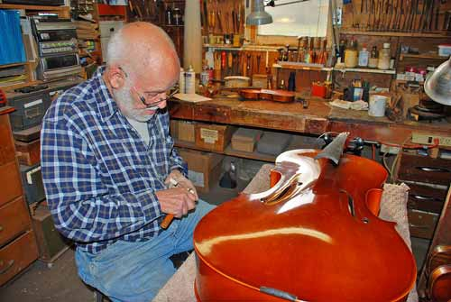 Peter Horn Violin Maker and Restorer Cleveland Ohio