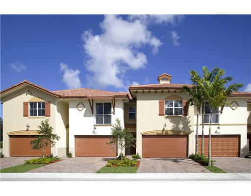 Delray Beach Inland Townhomes