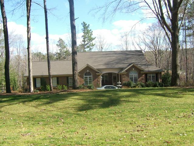 one level brick home Westlake Valley Sanford, NC