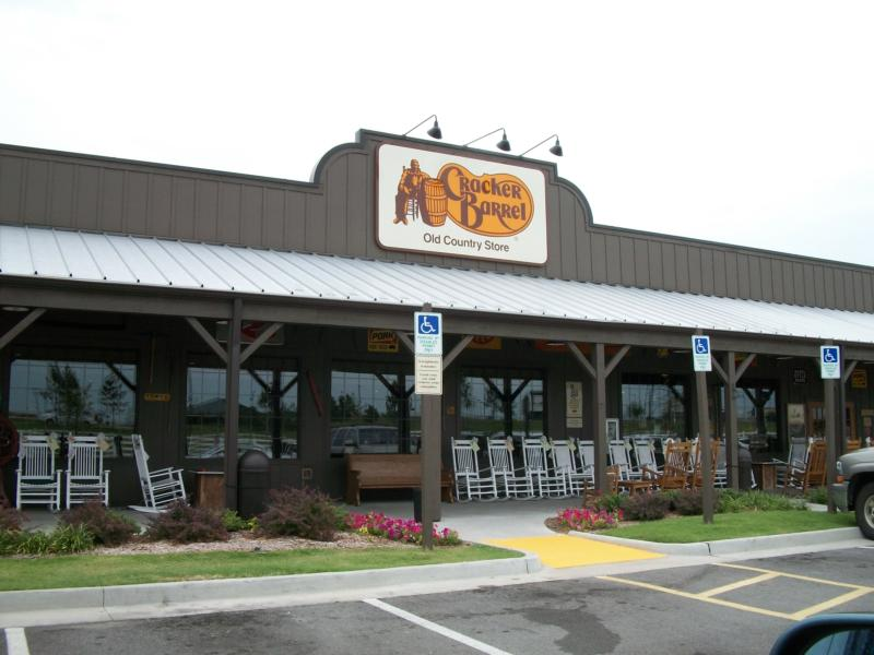 Cracker Barrel Owasso OK