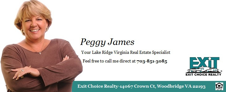 Peggy James REALTOR® Woodbridge Virginia