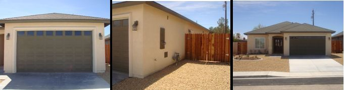 Cal West Homes Ridgecrest Heights New Construction In