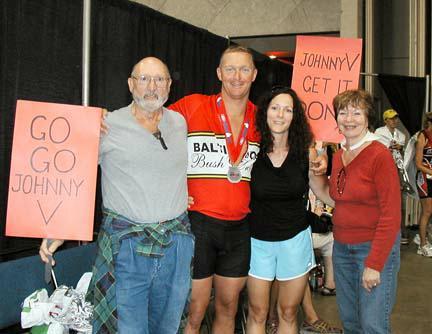 John Vargo and Team