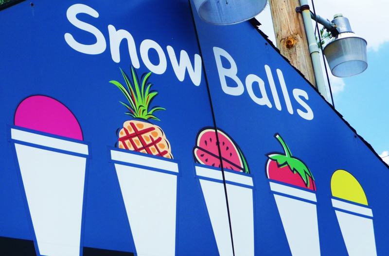 Baltimore Snowball   HomeRome 410-530-2400