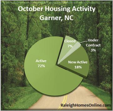 Garner Housing Activity