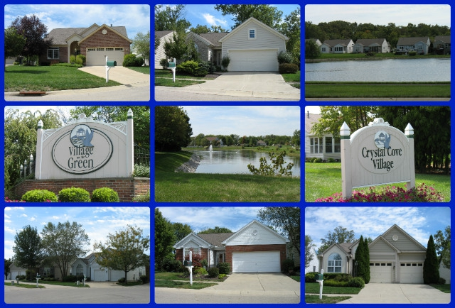 Village On The Green Crystal Cove Village Patio Home Community Of  Maineville Ohio 45039