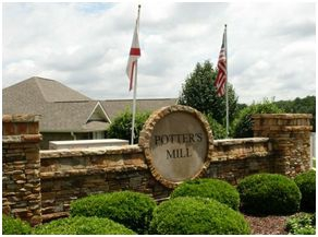 Potters Mill Huntsville AL, homes for sale