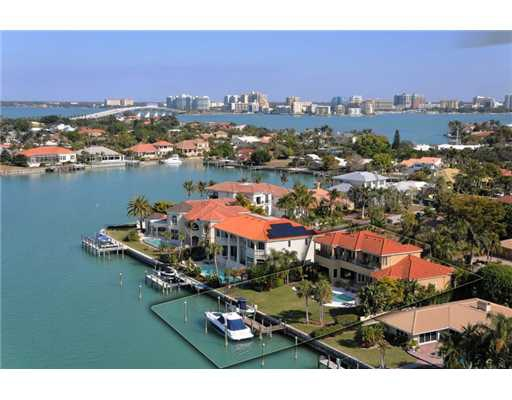 waterfront homes for sale on bird key