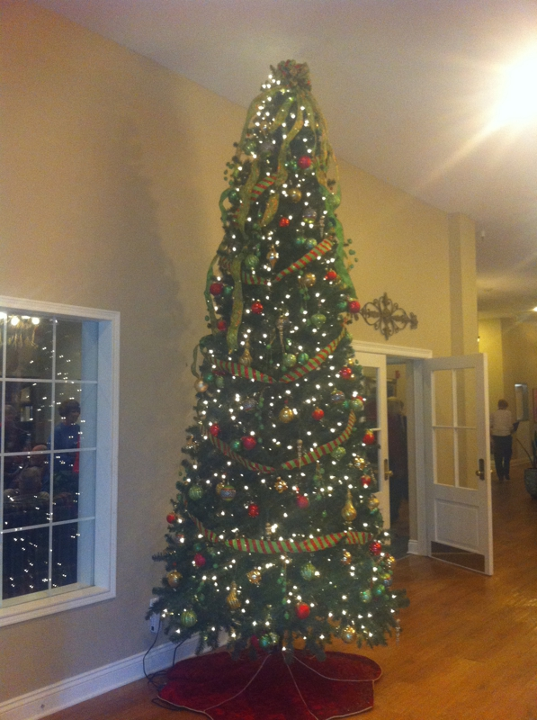 Guardians Christmas Tree
