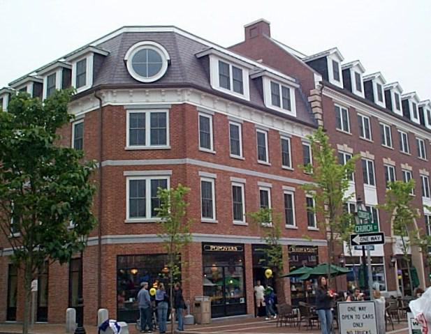 Downtown portsmouth va for Fish market portsmouth nh