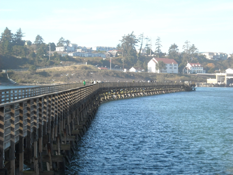 Newport, Oregon, Yaquina Bay
