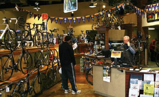 Cool Breeze Cyclery Shop in Mooresville Lake Norman