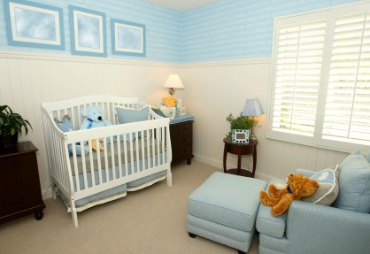 Bedroom - Child (istockphoto.com)