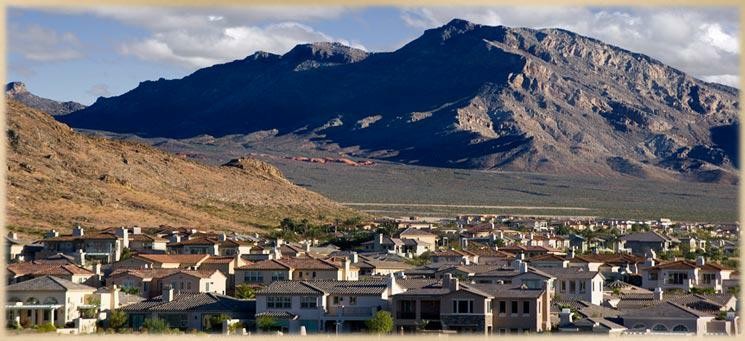 Summerlin Las vegas real estate
