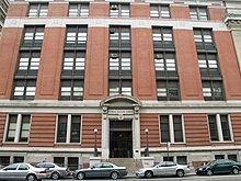 Ethical Culture School -33 Central Park west