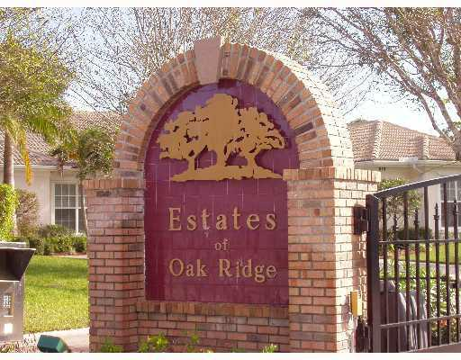 Oak Ridge in Palm City, FL