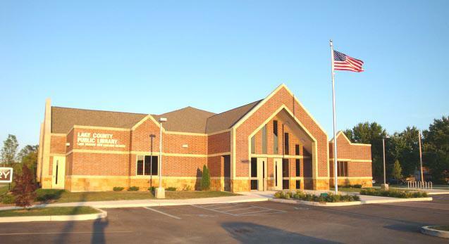 Lake Station Indiana Public Library