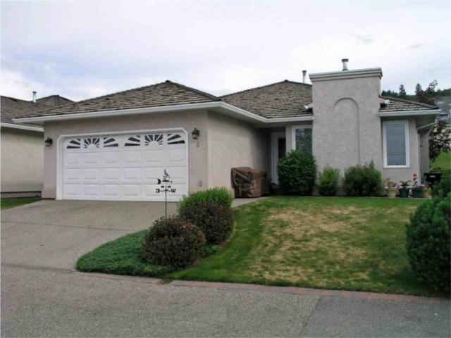 2 berdoom rancher in gated community Vernon BC real estate