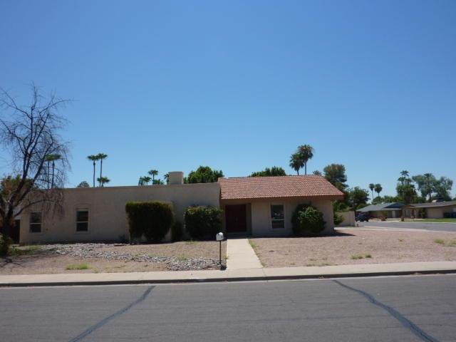 Mesa AZ no HOA home for sale, 3 bedrooms 2 baths, RV gate, pool on a ...