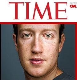 Time Magazine Has Named Mark Zuckerberg Ceo Of Facebook