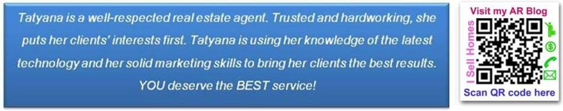 Best realtor in CT Tatyana Makarova