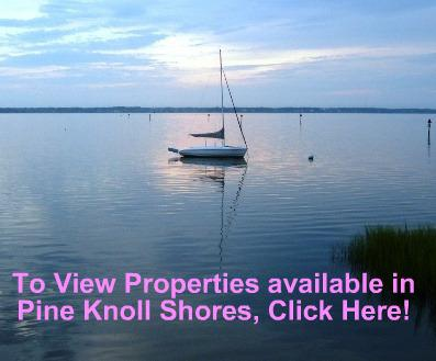 Pine Knoll Shores, North Carolina