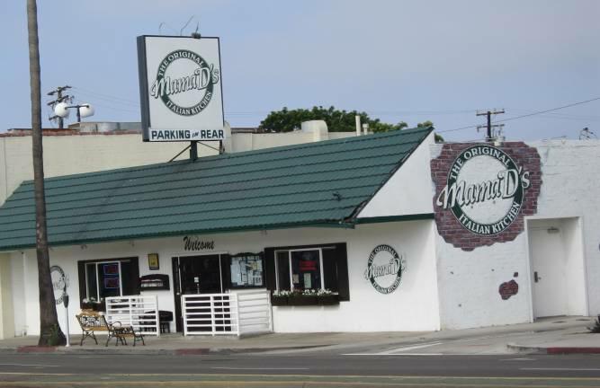Mama D S Newport Beach