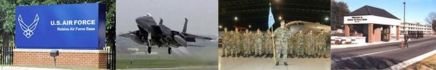Robins Air Force Base - Courtesy of Homes in Houston County GA | Warner Robins GA