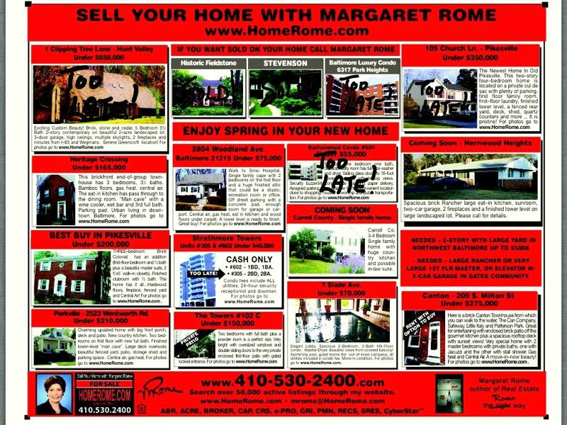 HomeRome 410-530-2400