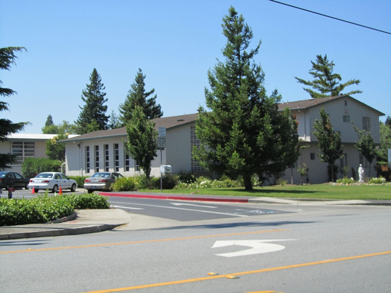 St. Simon's School, Los Altos, California