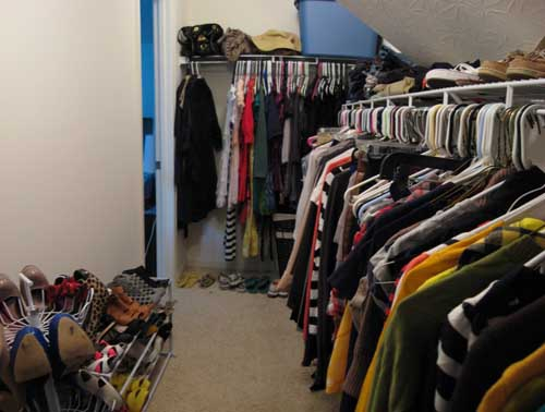 Closet After - View 2