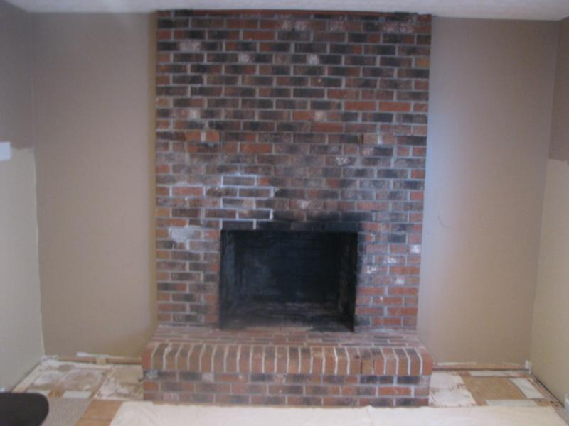 Before And After Fireplace Photos