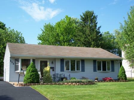 expanded ranch home in pennsbury school district