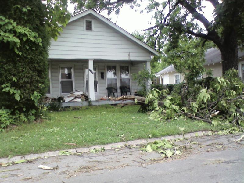 Neighbors tree damage