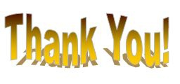 Thank You Wordart by Silvia Dukes