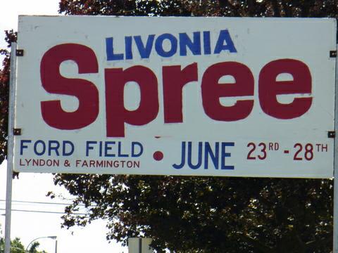 Livonia Spree