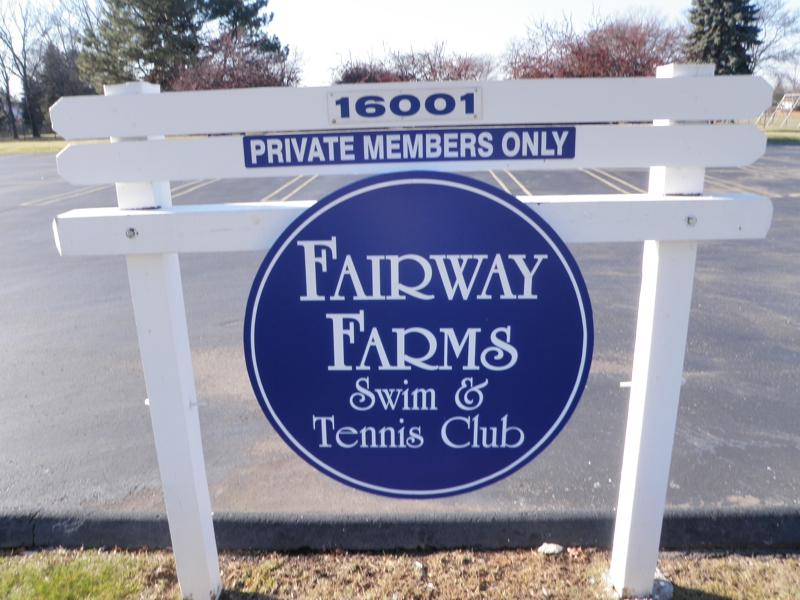 Fairway Farms swim club livonia michigan